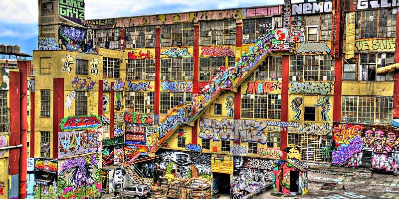 Un juez manda indemnizar con 6 millones a grafiteros de Nueva York cuyas obras han sido blanqueadas