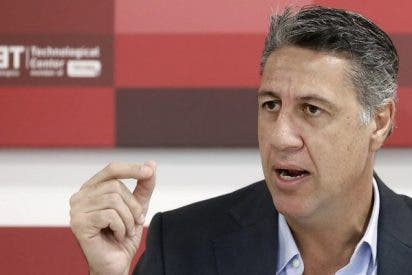 El popular García Albiol apuesta por un 155 intenso si los independentistas se empecinan en Jordi Sànche para presidente