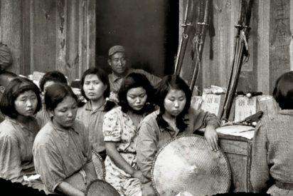 Esclavas sexuales: Así fue la masacre de coreanas que los militares japoneses usaban como 'mujeres confort'