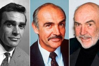 Sean Connery: enterrador, futbolista, boxeador y estrella de Hollywood