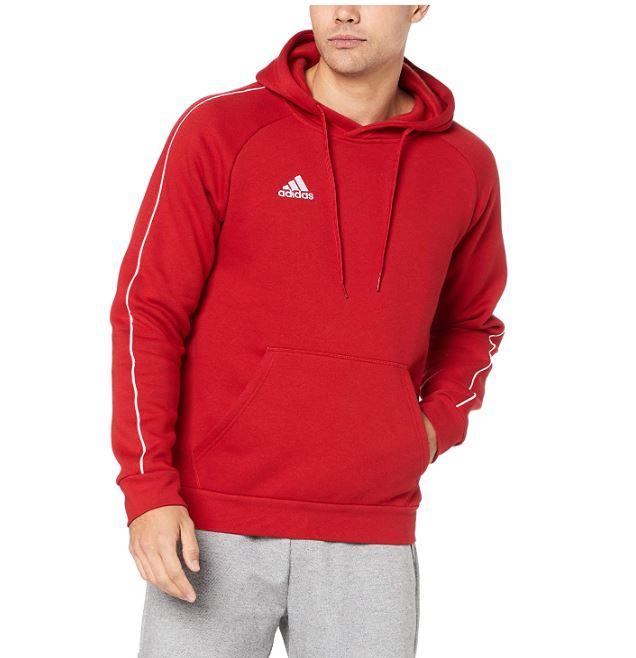 Adidas Core 18 Hoody, Sudadera