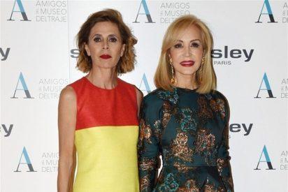 """Agatha Ruíz de la Prada: """"No soy una diseñadora consagradísima en España... Ya me gustaría"""""""