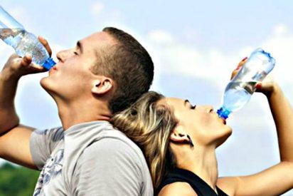 La importancia de beber mucha agua si quieres adelgazar y estar sano