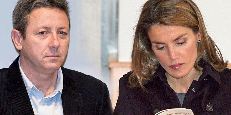¿Sabes qué ex ministro del PP está detrás del lanzamiento del libro del ex marido de Letizia?