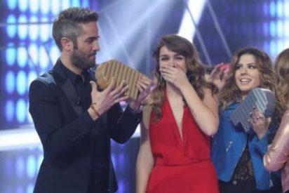 Amaia 'de España', obvia ganadora de 'OT 2017' en una gala mediocre