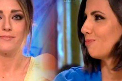 La super pillada de Ana Pastor a Anna Simón en pleno directo