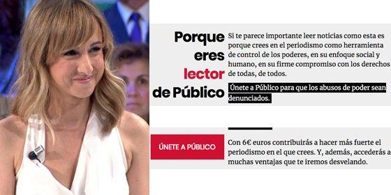 """La jeta de 'Público Today': piden pasta a sus lectores para seguir """"denunciando"""" los """"abusos de poder"""" contra el millonario Jaume Roures"""