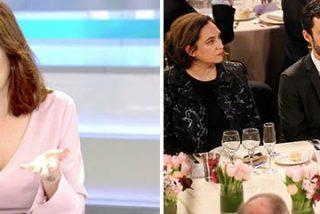 Ana Rosa fulmina a Ada Colau por ser la reina del postureo y de la confusión y por importarle un pimiento el MWC