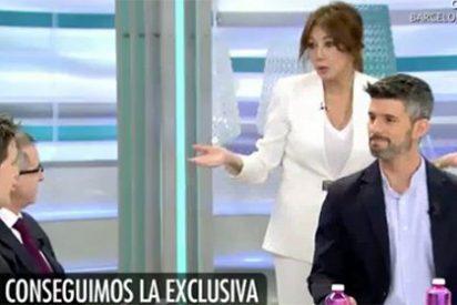 """Recadito en Ana Rosa a los que piensan que Comín hizo un posado: """"¡Es un ataque de celos!"""""""