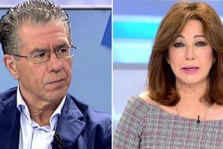 """Ana Rosa sentencia a Granados por lanzar basura desesperadamente contra Cifuentes: """"Es una golfada, ¡y de un machismo impresentable!"""""""