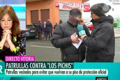AR abronca a un vecino que se revuelve aireando una manipulación de El País