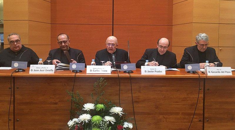 """Juan José Omella: """"La parroquia no está muerta ni superada y tiene futuro"""""""