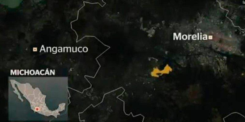Descubren una ciudad milenaria en México