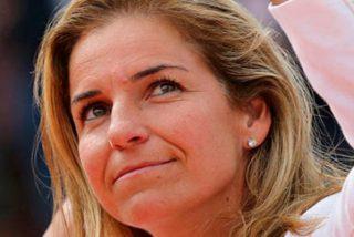 Arantxa Sánchez Vicario se arrepiente de haberle dado el control de todo lo que tenía a Josep Santacana