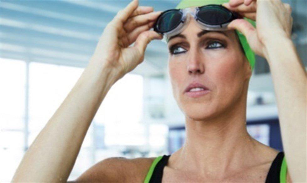 Los seis ejercicios TOP de natación de Therese Alshammar, nadadora olímpica