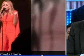 Arsenio Escolar intenta dejar a Marta Sánchez como una idiota por su himno y lo que esconde es una deplorable alergia a España