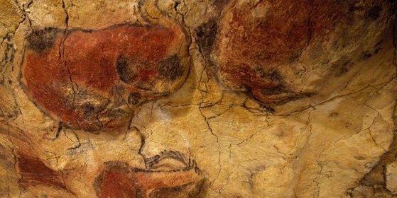 Las pinturas rupestres se vinculan con el desarrollo del lenguaje humano