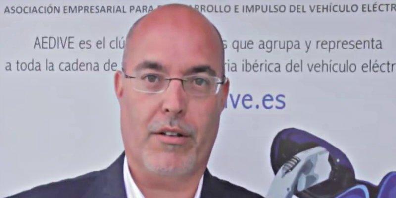 """Arturo Pérez: """"El coche eléctrico costará como el tradicional en 2020"""""""