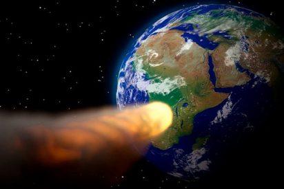 Asteroide gigante se acercará a gran velocidad contra la Tierra en cuestión de horas