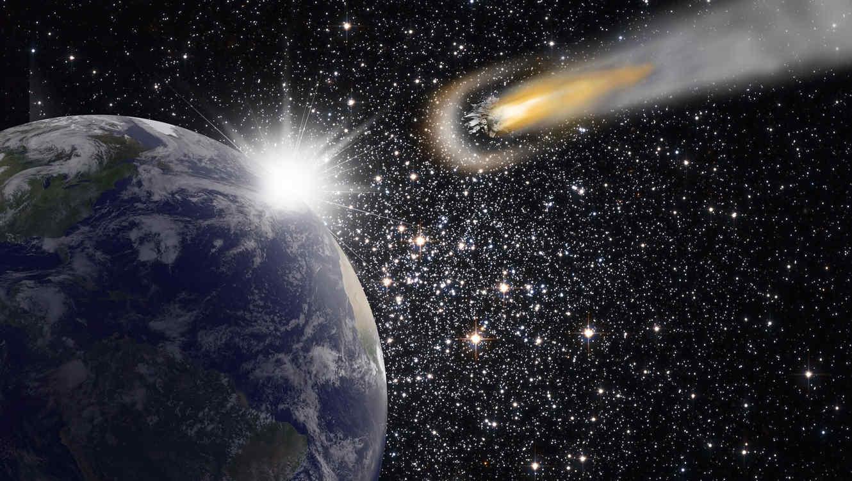 Un asteroide de 15-40 metros pasará este viernes rozando la Tierra y a toda velocidad