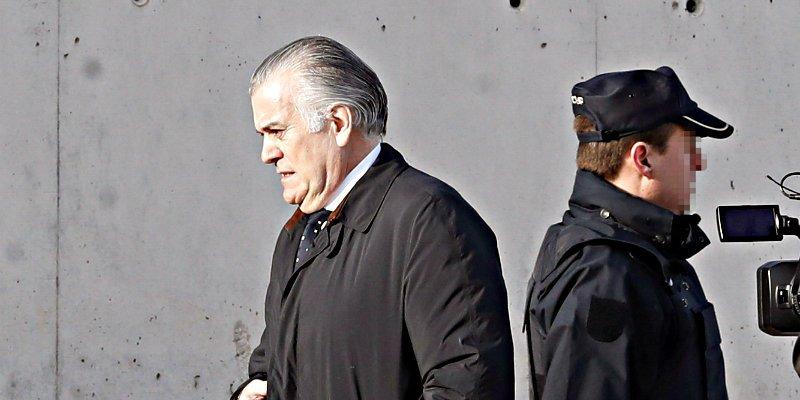 Bárcenas corrobora ante el juez la confesión de Costa sobre la financiación irregular del PP