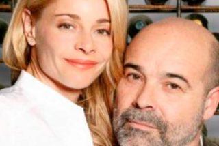 El romance de Belén Rueda y Antonio Resines durante el rodaje de «Los Serrano»