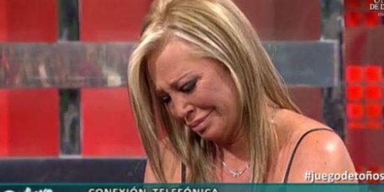 Belén Esteban, destrozada cuando le vuelven a sacar el 'problema' de su padre