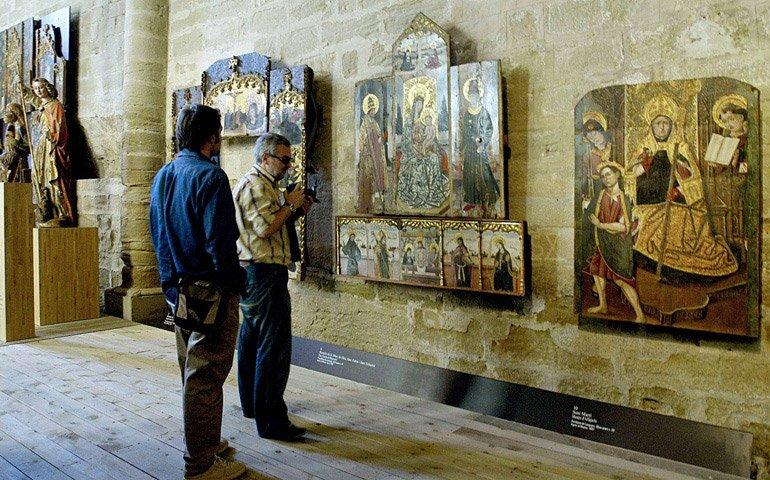 Barbastro formaliza la demanda contra el Museo de Lleida por los 111 bienes
