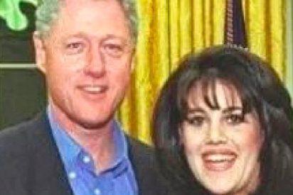 El cabreo de Bill Clinton al sumarse Monica Lewinsky al #MeToo