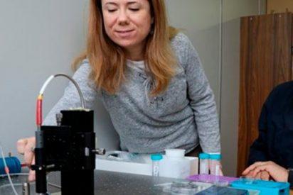 Este biosensor óptico detecta posibles problemas de heridas crónicas