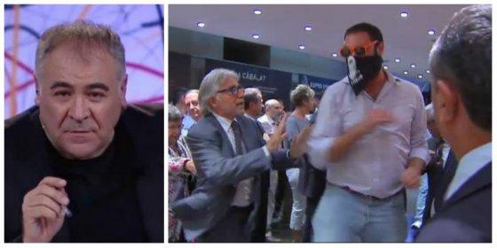 ¿Qué habría dicho Ferreras si 'Presos Políticos' hubiera estado dedicada a los asaltantes de Blanquerna?