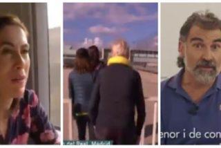 La golpista TV3 tira de táctica lacrimógena para vender a cuatro pardillos el impostado drama de la mujer de Jordi Cuixart