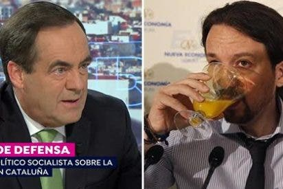 """Bono se olvida de cuando quedaba a cenar con Iglesias y va a saco: """"Podemos es viejo y está en caída libre"""""""