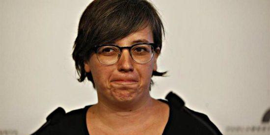 Mireia Boya de la CUP acusa al Estado español de organizar los atentados de Barcelona para parar el independentismo