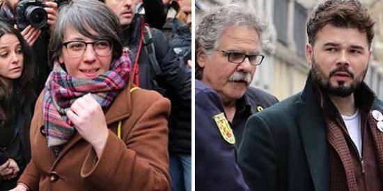 La puñalada formidable de la cupista mayor a los 'rufianes': Mireia Boya se hace fan del juez Llarena