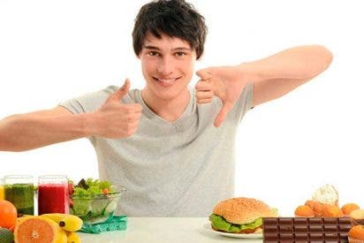 Lo importante para perder peso es comer bien