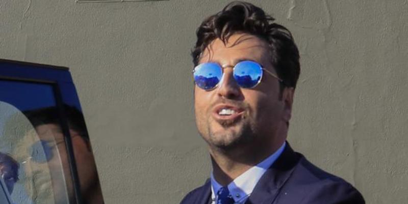 David Bustamante reaparece en televisión tras la polémica con Paula Echevarría