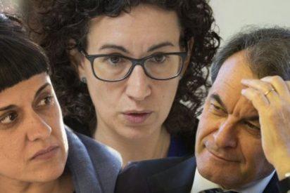 El Tribunal Supremo cita a declarar por 'rebelión' a Rovira, Pascal, Mas y las representantes de la CUP