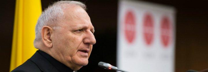 El cardenal Sako pide a la comunidad internacional una solución para los cristianos de Irak
