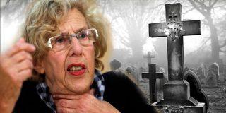 La última cagada de Carmena: Exhuma 1.400 cadáveres sin avisar a las familias