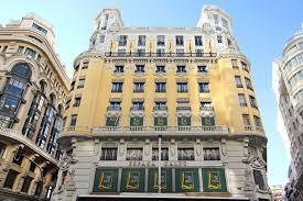 La Casa del Libro de Gran Vía (Madrid) cierra hoy durante 6 meses ante las obras del hotel de Cristiano Ronaldo