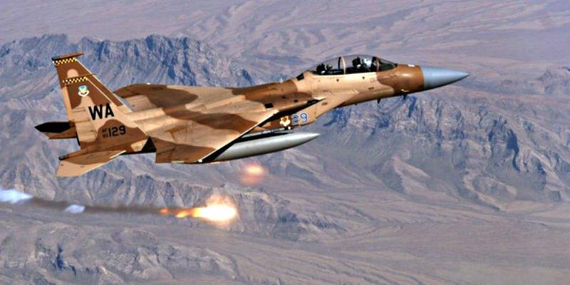 Siria derriba un caza israelí y los judíos rescatan con vida a los dos pilotos