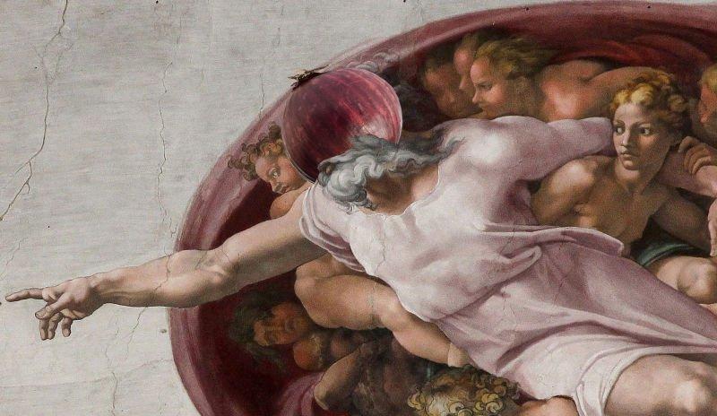 Hackean la web del Vaticano: 'Dios es una cebolla'