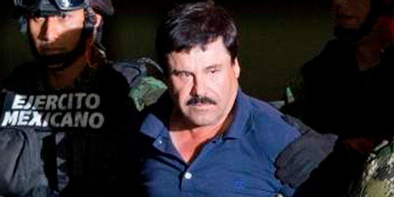 """""""El Chapo"""" con un par, dice que su juicio será una farsa"""" porque no tiene dinero para pagar un buen abogado"""""""