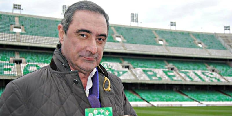 Carlos Herrera suelta un millón de euros y se convierte en accionista de peso del Betis