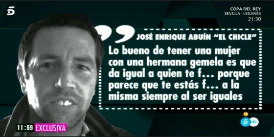 """Ana Rosa Quintana revela el audio """"secreto"""" que destroza al asesino de Diana Quer"""