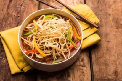 Chop suey receta original
