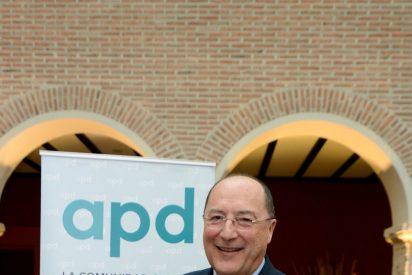 Carlos Moro es nombrado Presidente de APD en Castilla