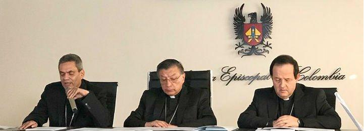 """Los obispos colombianos invitan a """"orar sin desfallecer"""" por la paz en el país"""