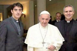 El Papa anima a Comillas a continuar con su misión en favor de los inmigrantes y refugiados